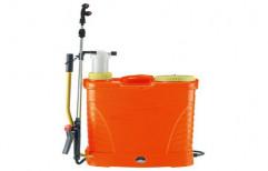 Knapsack Sprayer Running By Battery Cum Manual (Sarover)