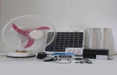 LED 15 W Solar DC Power System
