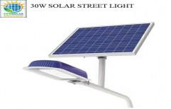 LED 30W Solar Street Light, 5V / 60W