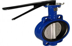 Manual Pneumatic Electric Butterfly Valve