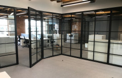 MDF And Aluminium Acoustic Decorative Aluminum Room Partition