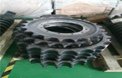 Mild Steel Excavator Chain Sprocket, For Automobile Industry