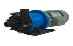 Mild Steel Single Phase Kems Chemical Pump, 2880 rpm
