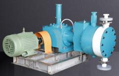Minimax Diaphragm Pump Hydraulic Actuated Diaphragm Pumps