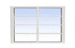 Modern uPVC Fixed Window