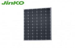 Mono Crystalline Poly Crystalline 330 Wp Jinko Solar Panel, Operating Voltage: 12 V