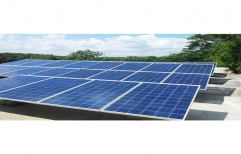 Monocrystalline Silicon Rooftop Solar Panel, Voltage: 24 V