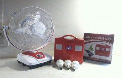 Moon Solar Home UPS Lighting System