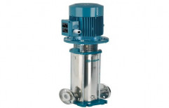 Multi-Stage Three Phase VERTICAL Multistage Stainless Steel Pump, Model Number/Name: Mxv, Max Flow Rate: 100m