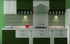 PVC Acrylic Modular Kitchen