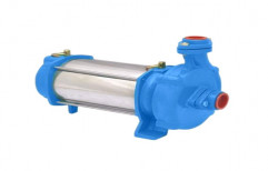 ORBIT Single Phase 1HP Open Well Pump, Discharge Outlet Size(millimetre): 25 Mm, Model Number/Name: VE10
