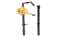 OZAR 10 Rotary Chemical And Water Hand Drum Pump, Model Name/Number: 123456, Size: Standard