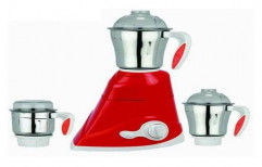 Plastic Electric Domestic Mixer Grinder, Capacity: 3 Jars