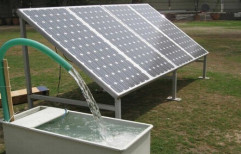 Qorx Solar Pump Kit for Agriculture, 240 V AC