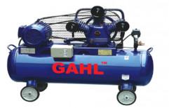 Reciprocating W-0.36/12.5-180L GAHL Belt Driven Two Stage Air Compressor