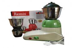 Remix 550 W Mixer Grinder, 550W
