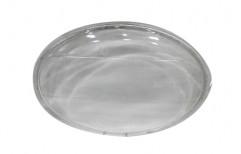 Round Head Light Glass ALFA
