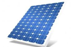 RV Solar Mono Crystalline Solar Panel for Lighting, 24 V