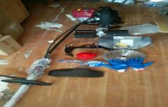 sadaiv nipun Heavy Duty Petrol Brush Cutter, 7.6, 35 Cc