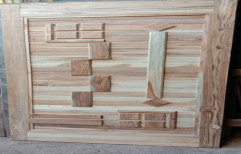 Sag Exterior Wooden Door, For Home