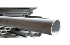 Schedule 40 Sol fit Finolex PVC Pipes, Length of Pipe: 12 m, Size/ Diameter: 160 mm