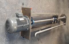 Semi-Automatic Zinc Pump, Power: Upto 7.5 hp