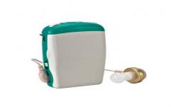 Siemens Plastic Pocket Hearing Aids