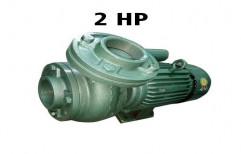 Single Phase And Three Phase 2 HP Monoblock Pump, 2800 Rpm