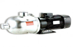 Single Phase Cast Iron Horizontal Multistage Centrifugal Pumps, 0.5 HP, Industrial