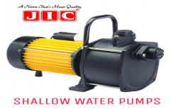 Single Phase Shallow Well Water Pump, Maximum Discharge Flow: 100 - 500 lpm