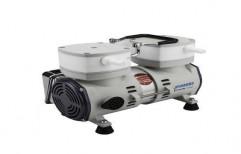 Single stage Chemical Resistant Diaphragm Vacuum Pumps, 95W ,A400