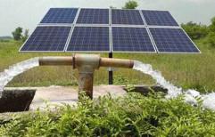 Solar Irrigation Pump, .5 Hp