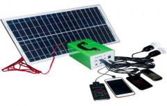 Solar Lighting System Project for Home, Voltage: 12 V