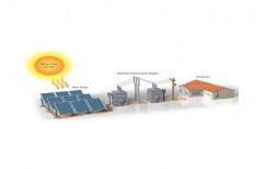 Solar Power Pack Equipment, Capacity: 10 kW