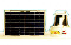 Solar Rechargeable Lantern, 7 Watt