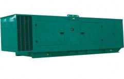 Soundproof Liquid Cooling 365 Kva Cummins Diesel Generator, Model Name/Number: C365D5P