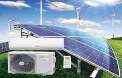 Split Metallic Teramax Solar Air Conditioner, Dc 48 V, 300 W,325 W