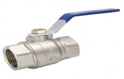 Stainless Steel High Pressure Ball Valve, Steel Grade: Ss 306, Valve Size: 2 To 3 Inch
