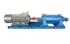 Stainless Steel Multistage Boiler Feed Pump, Max Flow Rate: 6.3-280 m3/h