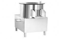 Stainless Steel Potato Peeling Machine, 5-20 Kgs