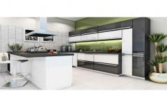 Stainless Steel Residential Godrej Modular Kitchens, India
