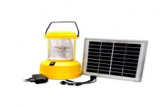 Supervolt Aluminium Solar Lantern Light, Battery Type: Rechargable