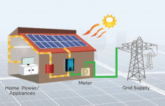 TATA Power Mounting Structure Solar Home Light System, For Residential, Capacity: 2 Kw
