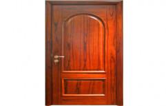 Teak Wood Interior Door