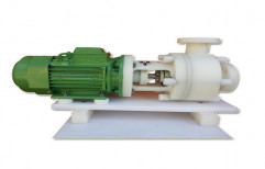 Three Phase Monoblock Pump, Warranty: 12 Months