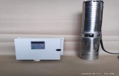 Ultech Energies Borewell Submersible DC Solar Pump, 96V, Capacity: 1HP-10HP