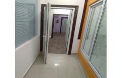 UPVC Hinged Doors