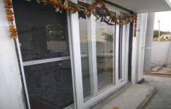 UPVC Sliding Door, Exterior & Interior