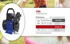 VARUNA .5HP Electric Water Pump, Model Name/Number: Hira