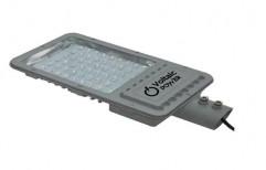 Voltaic Power Aluminum Solar Led Street Light 40 watt